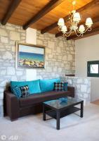 Foto 6 Kreta, Luxuriöse Stein-Villa in kretischen Ambiente mit imposantem Meerblick