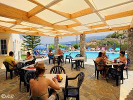 Foto 2 Kreta, Malia´s Ferienwohnungen ''Tor zur Natur'' + Meerblick + Pool