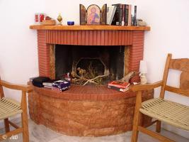 Foto 4 Kreta - Kamin in Villa Portokali