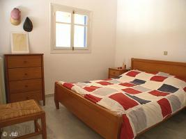 Foto 7 Kreta - Schlafzimmer der Villa Portokali