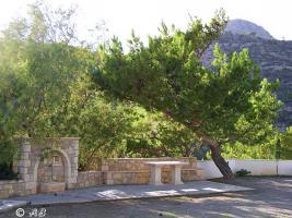 Foto 11 Kreta - Garten mit Grill