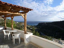 Kreta - Villa Xilo Ferienhaus für 2-3 Personen