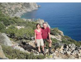 Kreta  -   Wandern und Singen