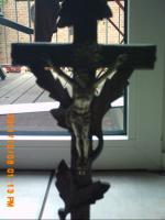 Kreuz, alt und sehr leicht