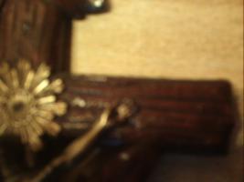 Foto 8 Kreuz, alt und sehr leicht