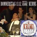 Krimidinner   Mord a la Carte    13.12. Hotel Krone Kerns