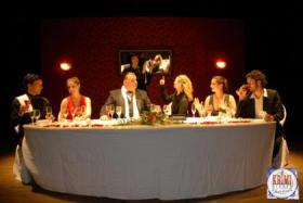 Foto 2 Krimidinner ''Mord a la Carte''  13.12. Hotel Krone Kerns