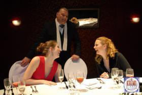 Foto 3 Krimidinner ''Mord a la Carte''  13.12. Hotel Krone Kerns