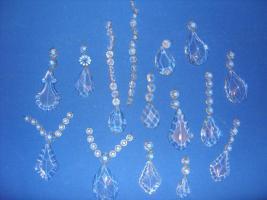 Foto 8 Kristall-Lüster-Set