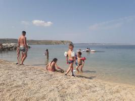 Foto 3 Kroatien Dalmatien Ferienwohnung Rtina Miocici 4 Personen Urlaub