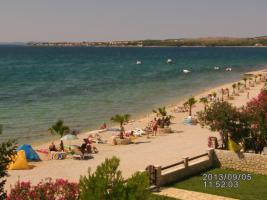 Foto 2 Kroatien Urlaub Appartement mit Pool am Badestrand