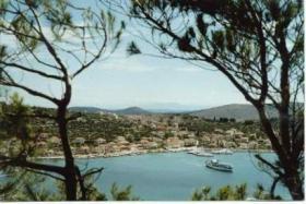 Foto 5 Kroatien insel Kaprije, Wohnungen-Unterkunft 12 Eur Pers/Strand+Liegenplatz fur Ihr Boot , Halbpension .