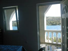 Foto 9 Kroatien insel Kaprije, Wohnungen-Unterkunft 12 Eur Pers/Strand+Liegenplatz fur Ihr Boot , Halbpension .