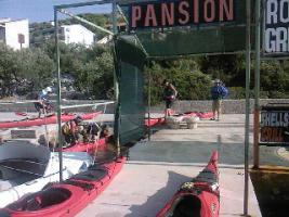 Foto 11 Kroatien insel Kaprije, Wohnungen-Unterkunft 12 Eur Pers/Strand+Liegenplatz fur Ihr Boot , Halbpension .
