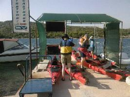 Foto 12 Kroatien insel Kaprije, Wohnungen-Unterkunft 12 Eur Pers/Strand+Liegenplatz fur Ihr Boot , Halbpension .