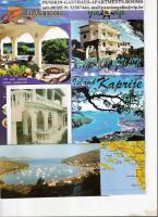Foto 13 Kroatien insel Kaprije, Wohnungen-Unterkunft 12 Eur Pers/Strand+Liegenplatz fur Ihr Boot , Halbpension .