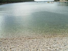 Foto 2 Kroatien, Istrien, Baugrundstück 400 m von Meer, schöne Meerblick