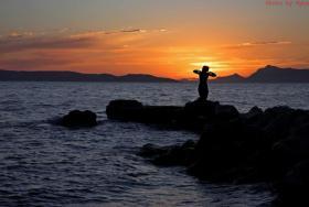 Foto 9 Kroatien - Makarska Riviera – PODGORA  - FeWo MARINA 1 - Fur 2 + 1 pers