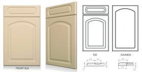 Küchenfronten tauschen, Küchentüren austauschen, Möbelfronten ...