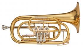 Kühnl & Hoyer Profiklasse Basstrompete in Bb, weite Bauart, Neuware