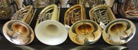 Foto 6 Kühnl & Hoyer Profiklasse Basstrompete in Bb, weite Bauart, Neuware