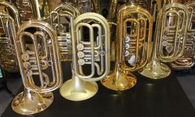 Foto 8 Kühnl & Hoyer Profiklasse Basstrompete in Bb, weite Bauart, Neuware