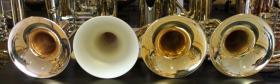 Foto 10 Kühnl & Hoyer Profiklasse Basstrompete in Bb, weite Bauart, Neuware