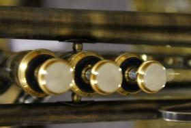 Foto 6 Kühnl & Hoyer Sella Vintage Trompete in B Sonderanfertigung. Neuware