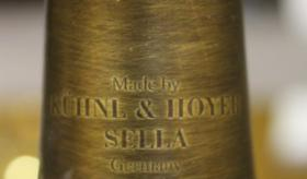 Foto 8 Kühnl & Hoyer Sella Vintage Trompete in B Sonderanfertigung. Neuware