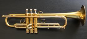 Foto 2 Kühnl & Hoyer Universal Trompete Prof. Malte Burba, Sonderlackierung, Neuware