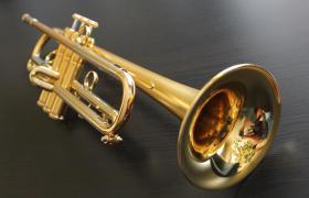 Foto 5 Kühnl & Hoyer Universal Trompete Prof. Malte Burba, Sonderlackierung, Neuware