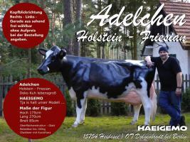 Foto 2 Kuh Pferd Bulle uvm. als Attrappe  … www.dekomitpfiff.ch