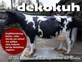 Foto 3 Kuh Pferd Bulle uvm. als Attrappe  … www.dekomitpfiff.ch