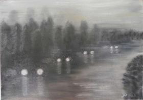 Kunst Gemälde von Irmela Pinkwart