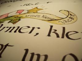 Kunstkurs ''Faszination Kalligraphie''