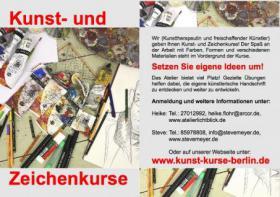 Kunstkurse in Berlin