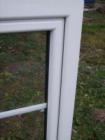 Foto 2 Kunststofffenster weiß  62 cm x 125 cm Dreh/Kipp DIN RE