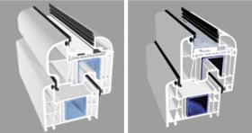 Foto 3 Kunststofffenster, PVC Fenster, Rollläden
