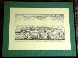 Kupferstich von Copenhagen (B057)