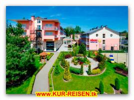 Kur Polen – Hotel Akces Medical Spa