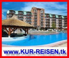 Kur-Reise Hotel EUROPA Bad Heviz Ungarn