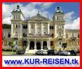 Kur-Reise Hotel NOVE LAZNE Marienbad Tschechien