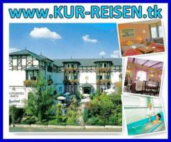 Kur Tschechien Marienbad Hotel Barta Woche ab € 245