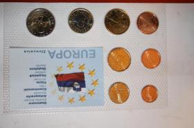 Foto 5 Kursmünzensätze ab 2002 ( Restbestand günstig )