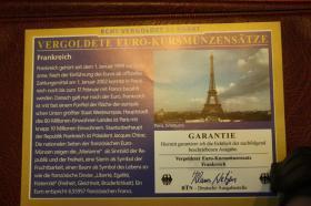 Foto 8 Kursmünzensätze fast geschenkt -EU Länder - ab 5,50 EUR + Porto