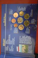 Foto 2 Kursmünzensatz 2010, deutsch - PP - Präge '' A '' mit 9 Münzen