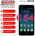 LEAGOO KIICAA Power Smartphone 2/16GB Fingerprint etc.  54€ frei Haus