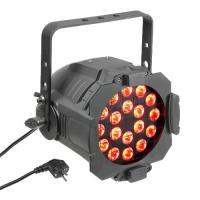LED RGB PAR Scheinwerfer 18 x 3 Watt