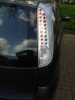 LED Rückleuchten für Corsa c