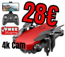 LF606 2.4G WiFi FPV RC Drone 4K Cam 28euro versandkostenfrei